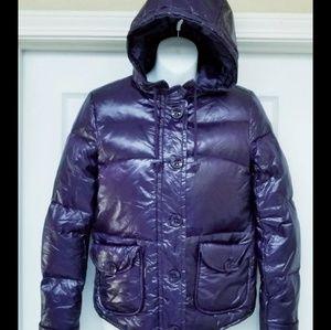 H&M Diwn Puffer Jacket W/Hood